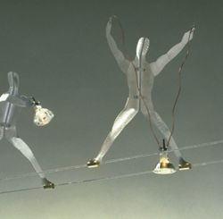 Metal Man Hang fixture image